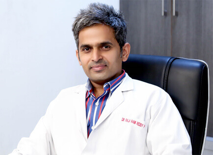 About the Founder Dr  Raja Rami Reddy | Neoretina